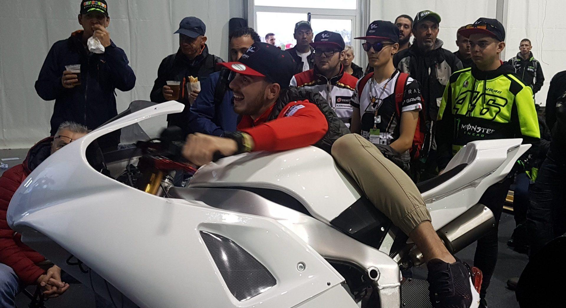 MotoGP E-Sport Guys